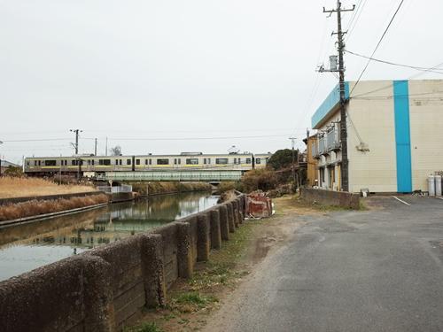 小見川の散策と喫茶店5