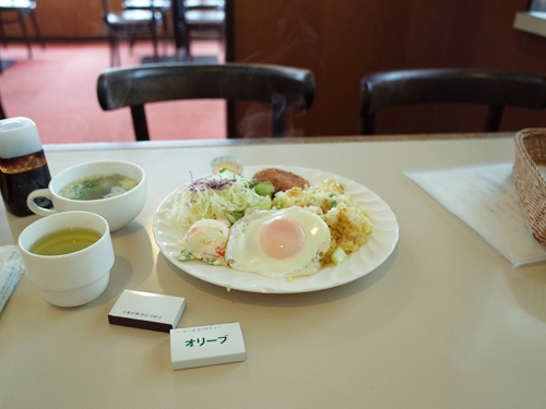 小見川の散策と喫茶店18