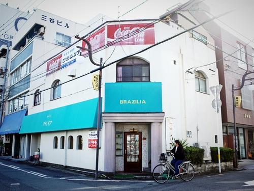 徳島・純喫茶ブラジリア1