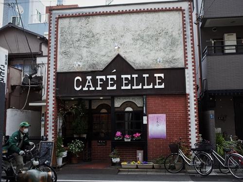 浅草・CAFÉ ELLE(カフェ・エル)1
