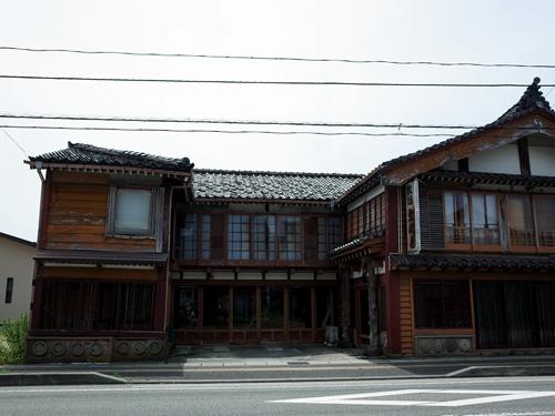佐渡・金沢屋旅館2