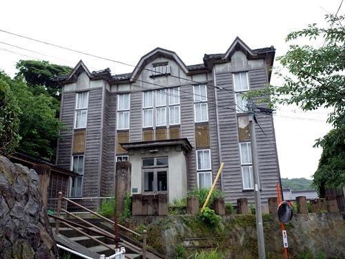 佐渡・相川・金山まで5