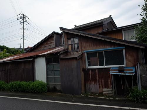 佐渡・相川・金山まで10