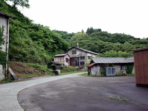 佐渡・相川・金山まで20