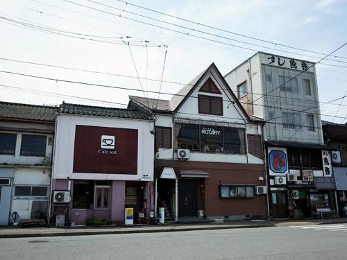 佐渡・両津湊・モアとロータリー1