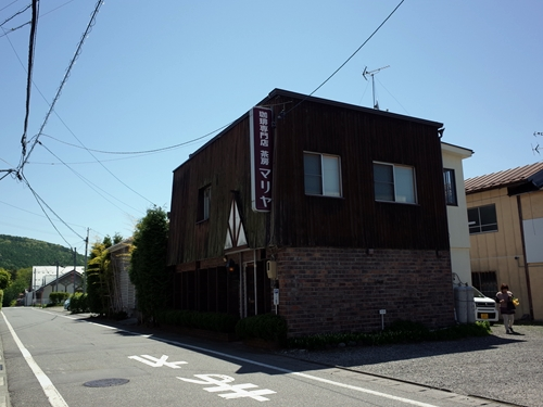 中軽井沢・茶房マリヤ1