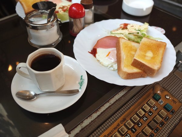東向島・純喫茶キャノン11
