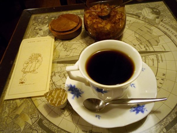 都営住宅の近くの謎喫茶7