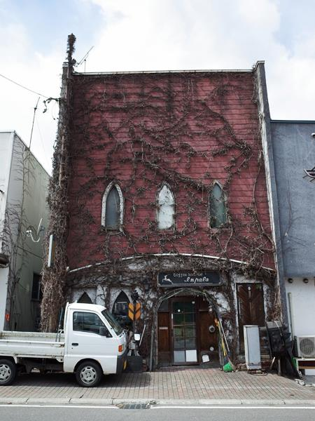 砂川・柳通り・インパラ1