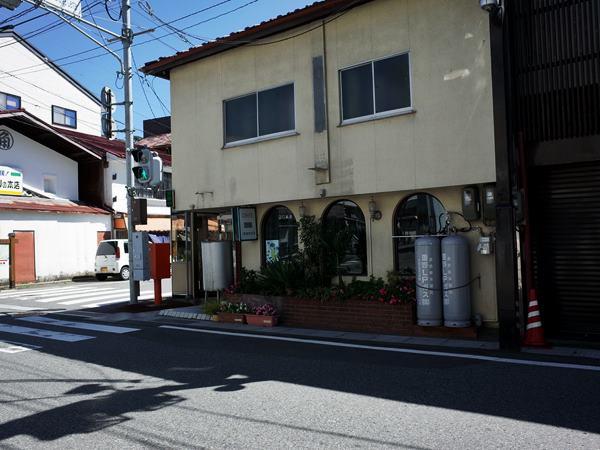 木曽福島・プラタナス1