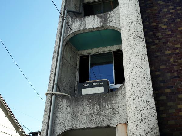木曽福島・本町商店街