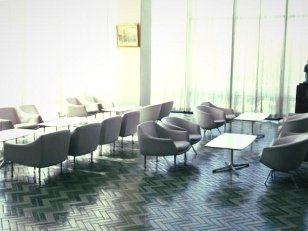 下関市民会館喫茶室1