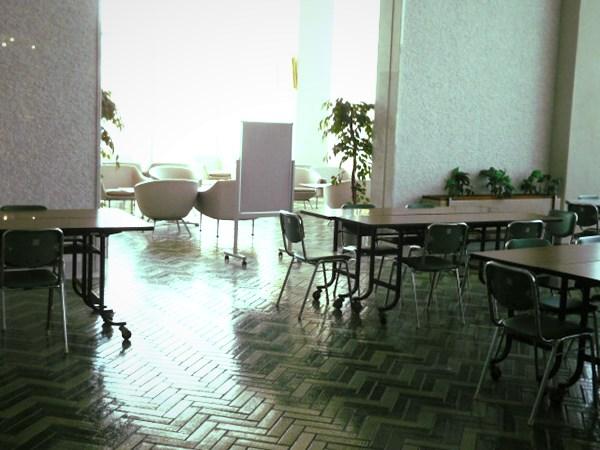 下関市民会館喫茶室2