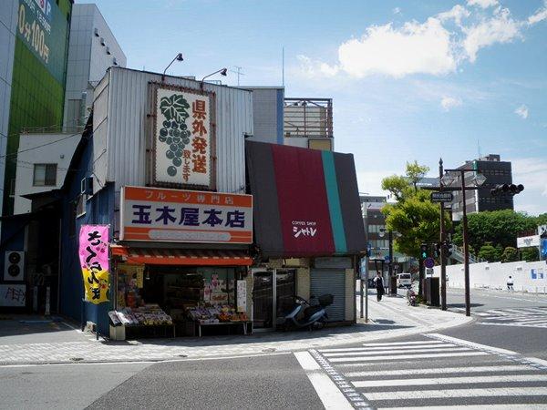 甲府・シャトレ2