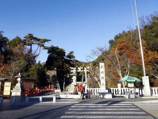 甲府・武田神社