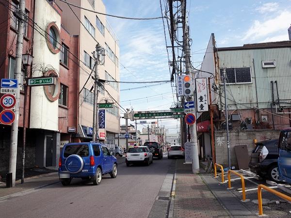 土浦・桜町きらら通り12