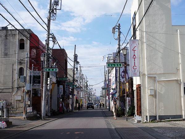 土浦・桜町きらら通り9