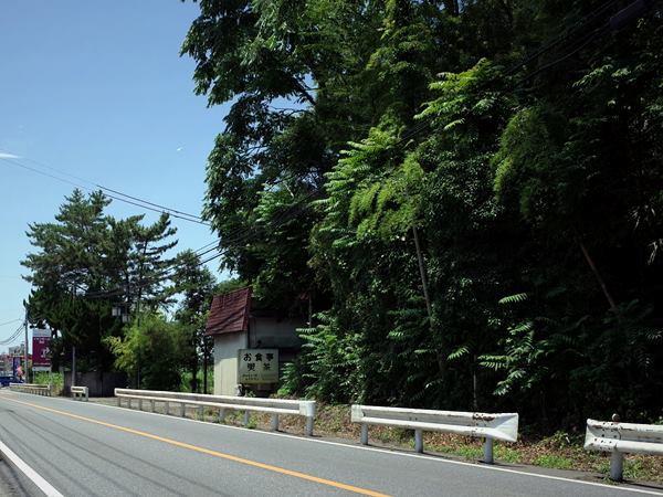 加須・県道38号線1