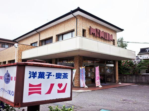 塩尻・洋菓子喫茶ミノン4