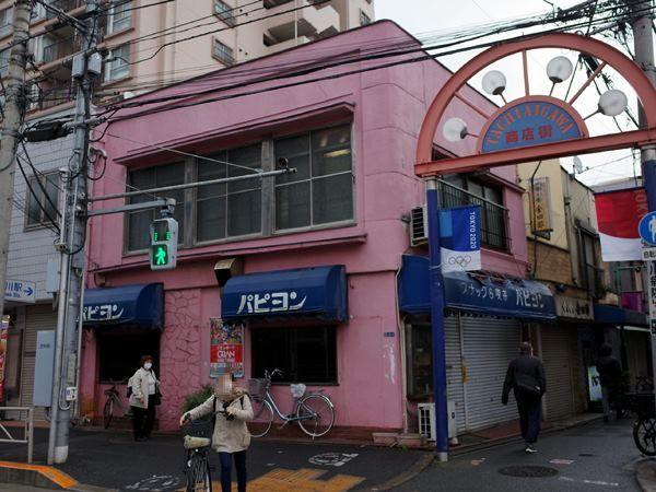 立会川商店街14