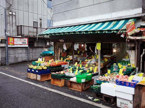 立会川西商店街15