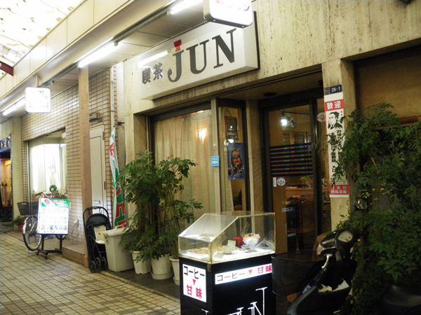 立会川西商店街7