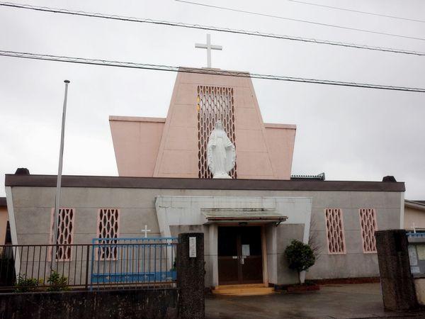 魚津・カトリック教会2