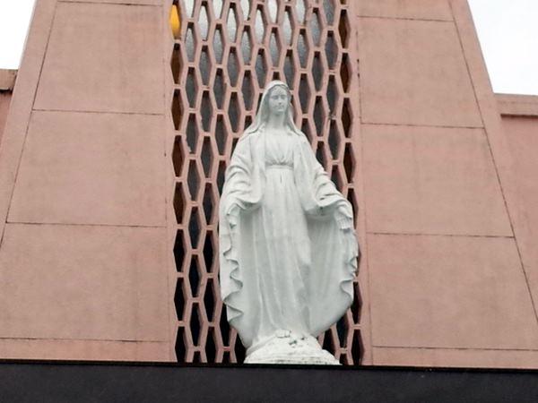 魚津・カトリック教会1