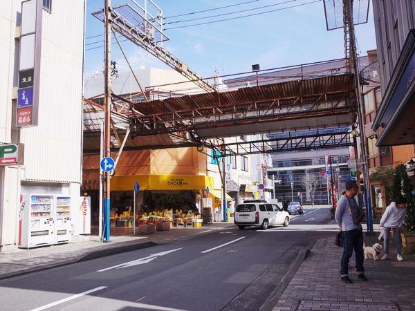 沼津・新仲見世商店街・ユニバーサルビル12