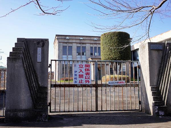 境町・群馬県蚕業取締所境支所(東部電機株式会社)6