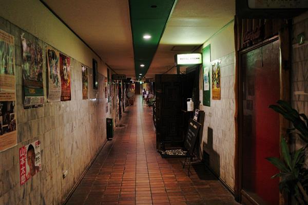 大阪・千日前・味園ビル14