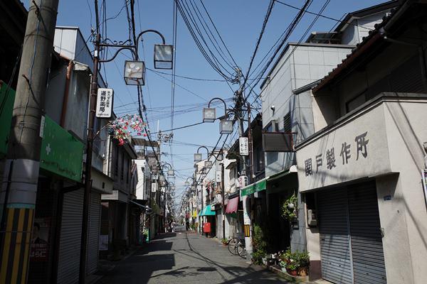花園町・梅南通商栄会8