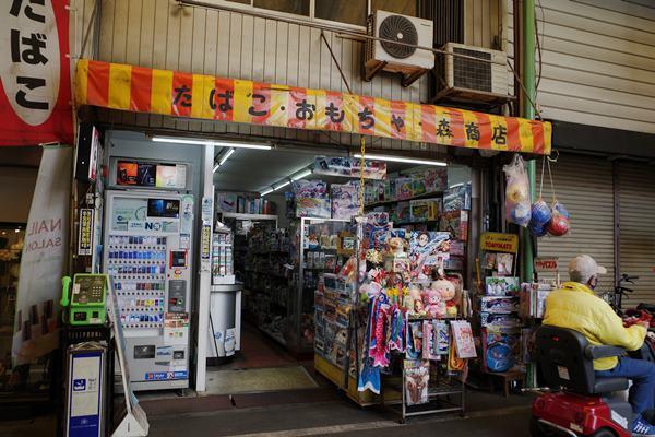 西天下茶屋・銀座商店街12
