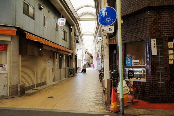 西天下茶屋・銀座商店街6