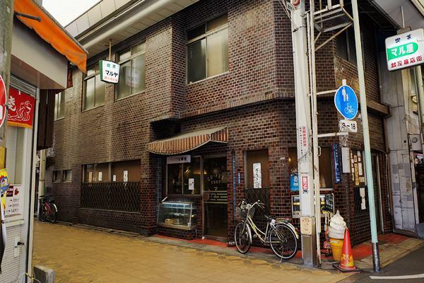 西天下茶屋・銀座商店街5