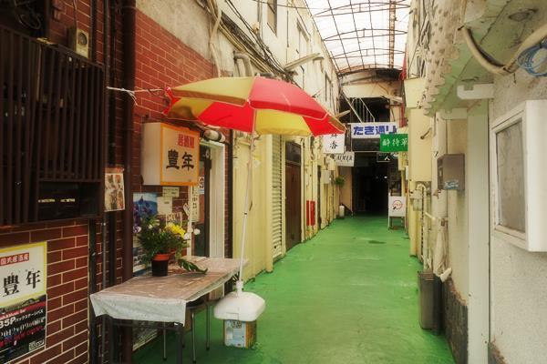 甲府・ニュー銀座街とスチワーデス3