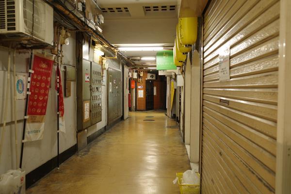 甲府・ニュー銀座街とスチワーデス8