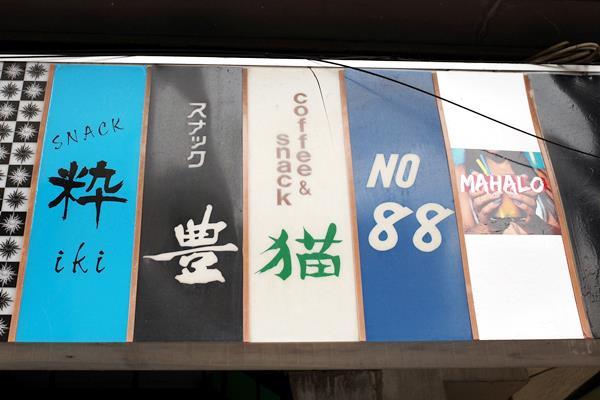 甲府・ニュー銀座街とスチワーデス11
