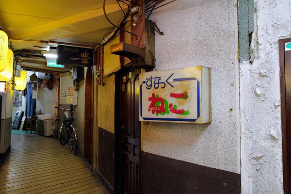 甲府・ニュー銀座街とスチワーデス10