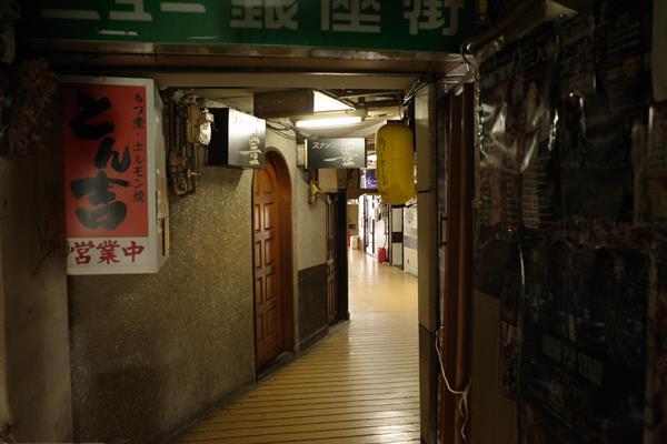 甲府・ニュー銀座街とスチワーデス7