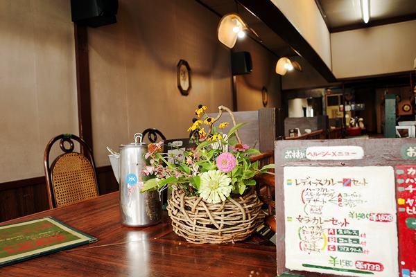 甲府北口・カレーの店「ナイル」5