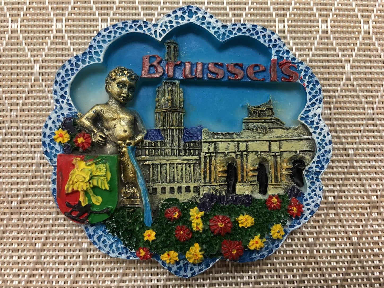 ベルギー・ブリュッセルのマグネット