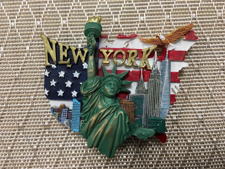 アメリカ・ニューヨークのマグネット