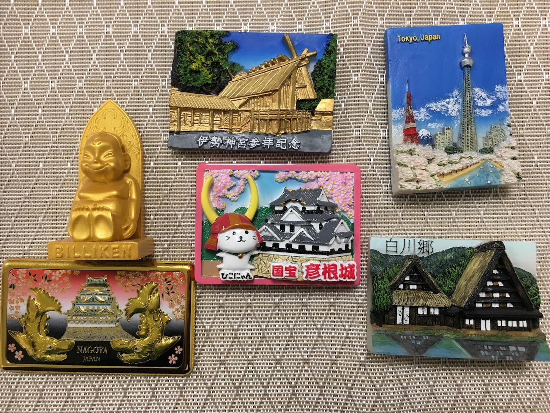 マグネットコレクション・日本