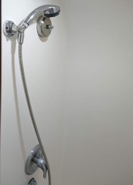 シャワー口