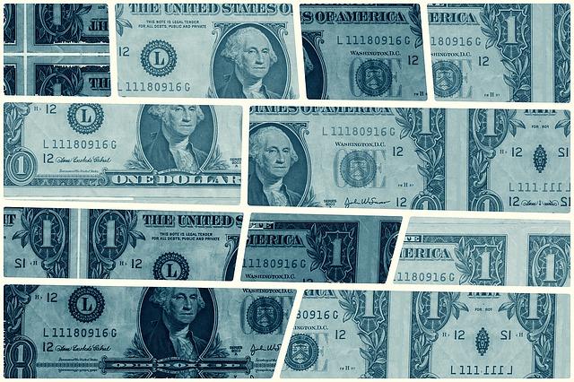 ドル札のイメージ画像