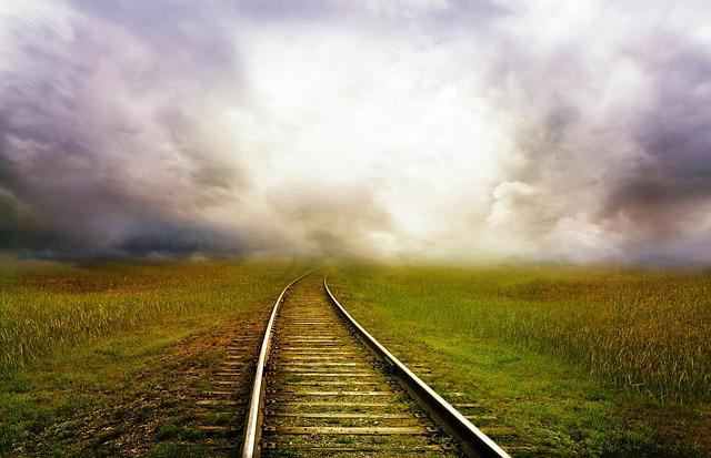 線路のイメージ