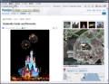 GoogleEarthで東京ディズニーランド その3