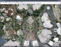 GoogleEarthで東京ディズニーランド その1