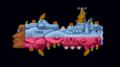 SFCパロディウスだ!版モアイ戦艦